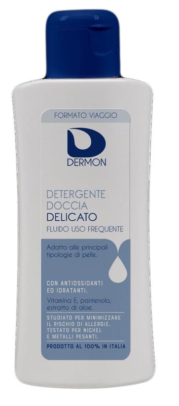 DERMON DETERGENTE DOCCIA DELICATO USO FREQUENTE 100 ML - Farmaseller