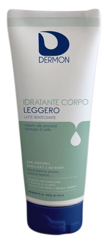 DERMON IDRATANTE CORPO LEGGERO 250 ML - Farmaseller