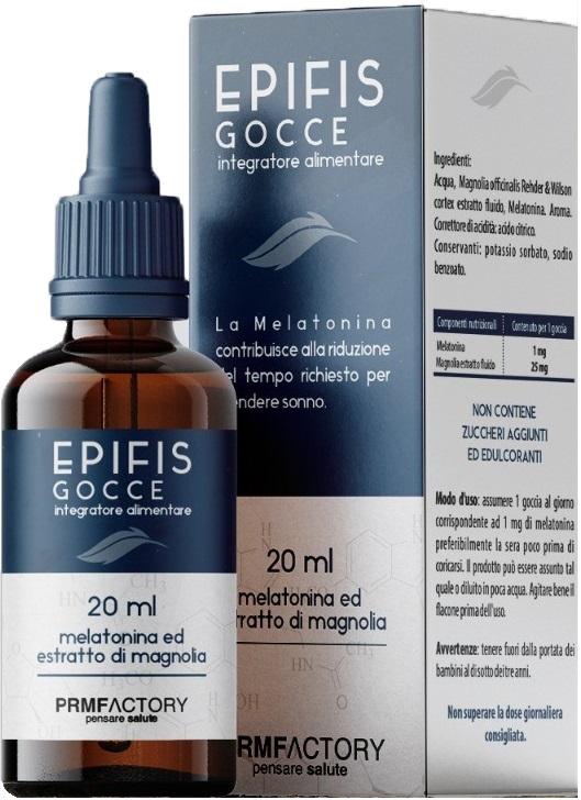 EPIFIS GOCCE 20 ML - Farmaseller