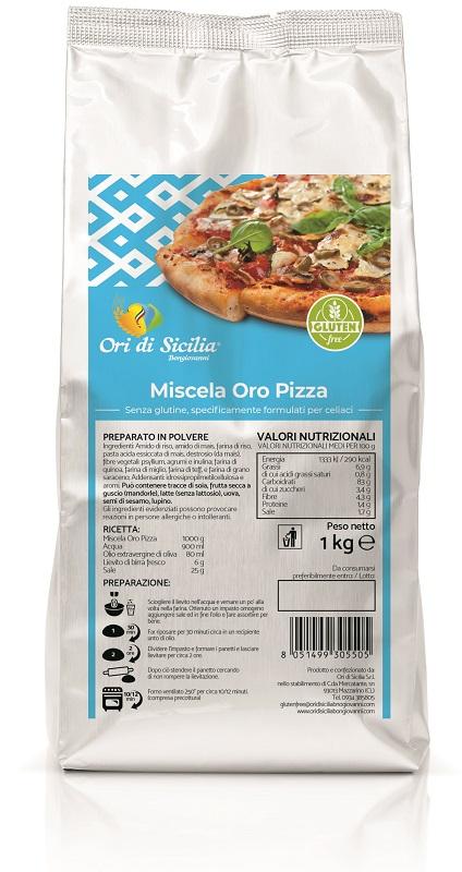 ORI DI SICILIA MIX ORO PIZZA 1 KG - Farmaseller