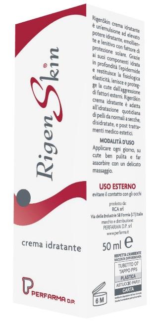 RIGENSKIN CREMA IDRATANTE 50 ML - Farmaseller