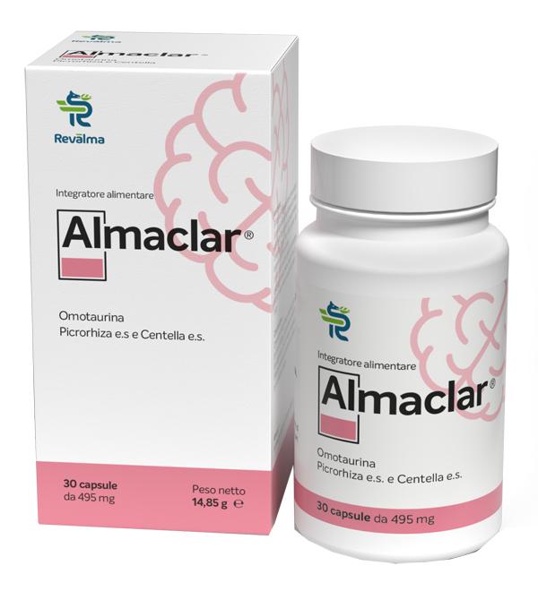 ALMACLAR 30 CAPSULE - Farmafamily.it