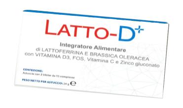 LATTO D+ 30 COMPRESSE - Farmaseller