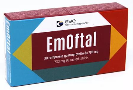 EMOFTAL 30 COMPRESSE GASTROPROTETTE - Farmaseller