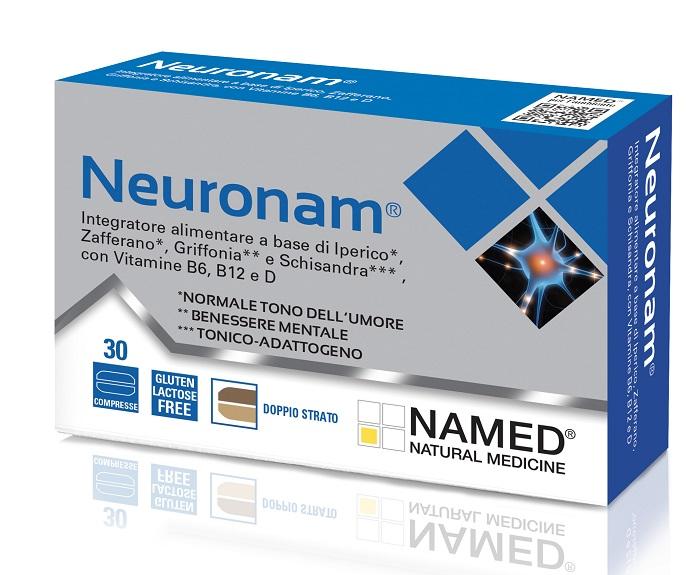 NEURONAM 30 COMPRESSE - Spacefarma.it