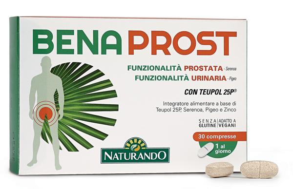BENAPROST 30 COMPRESSE - Farmaseller