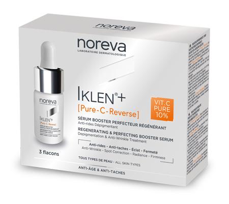 IKLEN + PURE C SIERO 3 X 8 ML - Farmaseller