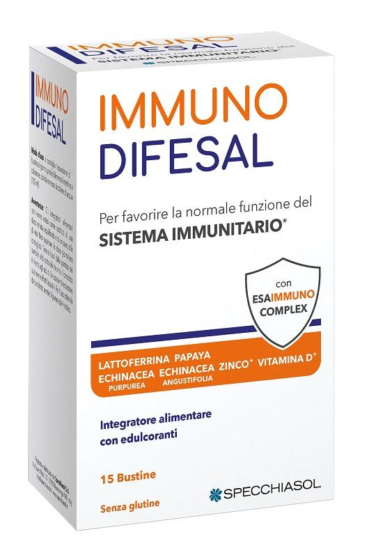 IMMUNODIFESAL 15 BUSTINE - Farmaseller