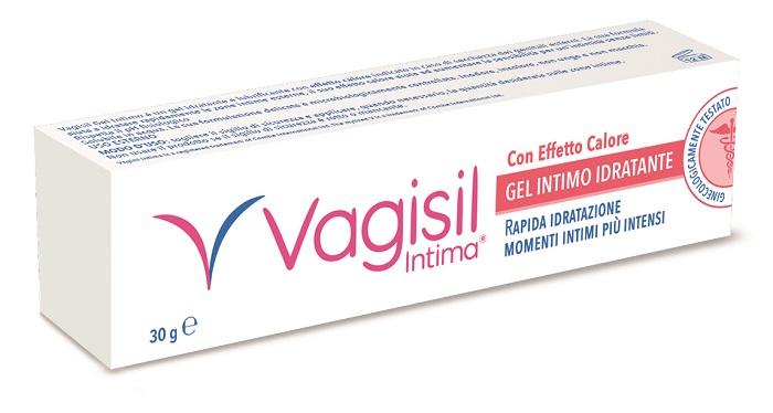 VAGISIL GEL INTIMO IDRATANTE EFFETTO CALORE 30 ML - Farmaseller