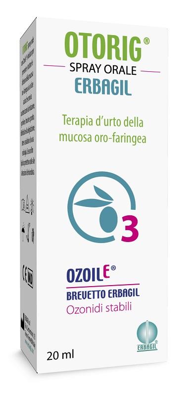 OTORIG SPRAY ORALE 20 ML - Farmaseller