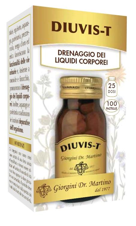 DIUVIS T 100 PASTIGLIE - Farmaseller