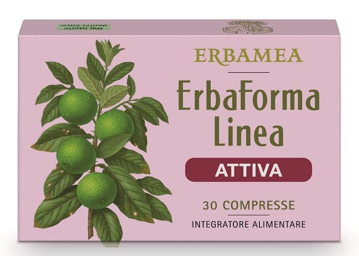 ERBAFORMA LINEA ATTIVA 30 COMPRESSE - Farmaseller