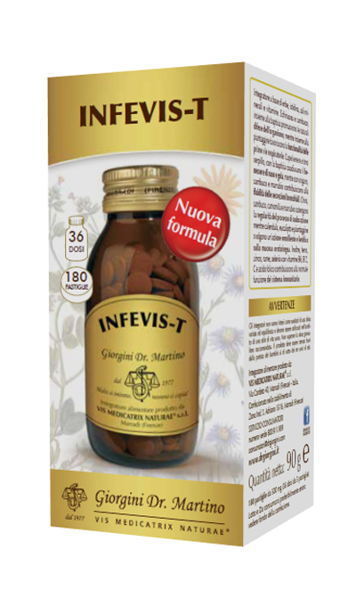 INFEVIS T 180 PASTIGLIE 90 G - Farmaseller