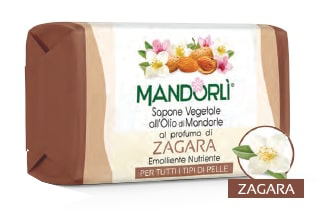 MANDORLI SAPONE ZAGARA 100 G - Farmaseller