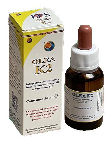 OLEA K2 GOCCE 20 ML - Farmaseller
