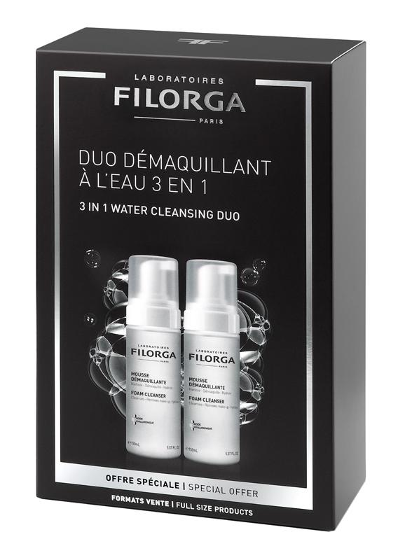 Filorga Duo Foam Cleaners Novità 2021 - latuafarmaciaonline.it
