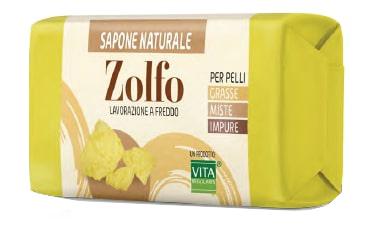 SAPONETTA ZOLFO REGULARIS 100 G - Farmaseller