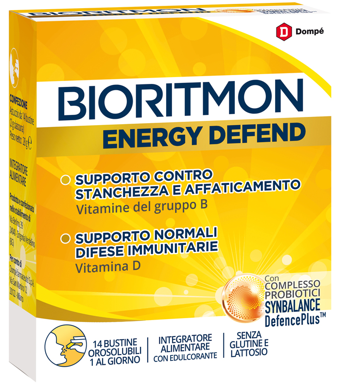 BIORITMON ENERGY DEFEND BUSTINE - Farmaseller
