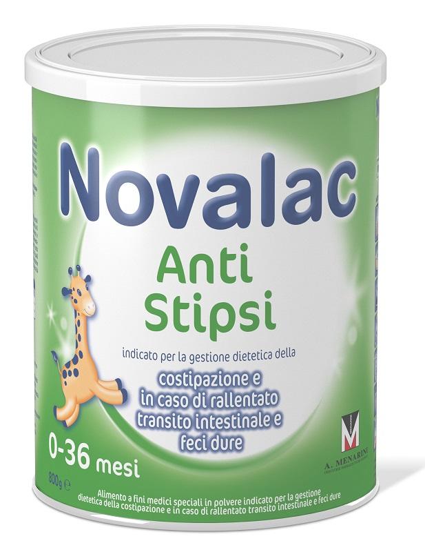 NOVALAC ANTISTIPSI 0-36 MESI 800 G - Farmaseller