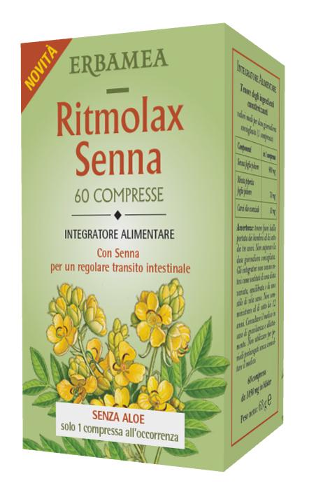 RITMOLAX SENNA 60 COMPRESSE - Farmaseller