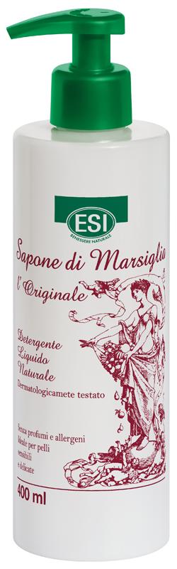 ESI SAPONE DI MARSIGLIA 500 ML - Farmaseller
