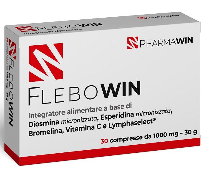 FLEBOWIN 30 COMPRESSE - Farmaseller
