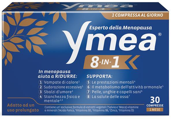 YMEA 8IN1 30 COMPRESSE - Farmaseller
