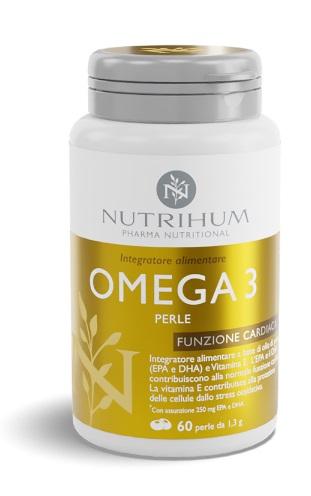 OMEGA 3 NUTRIHUM 60 CAPSULE - Farmaseller