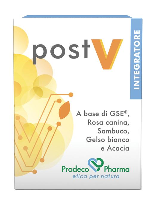 PostV Integratore 30 Compresse - Arcafarma.it