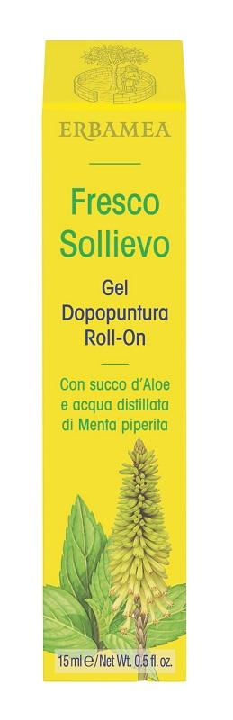 FRESCO SOLLIEVO ROLL-ON GEL 15 ML - Farmaseller