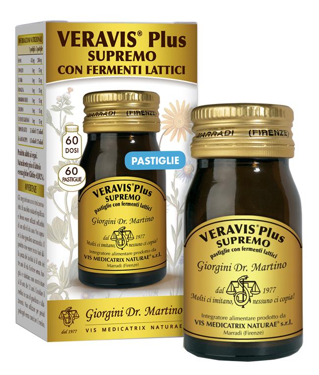 Veravis Plus Supremo 60 Pastiglie - Arcafarma.it