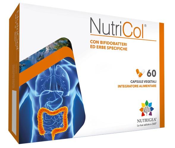 NUTRICOL 60 CAPSULE NUTRIGEA - Farmastar.it