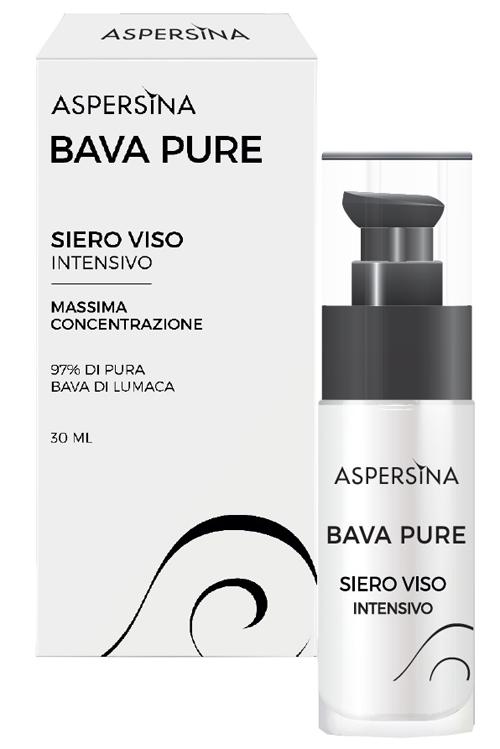 ASPERSINA BAVA PURE SIERO VISO 30 ML - Farmaseller