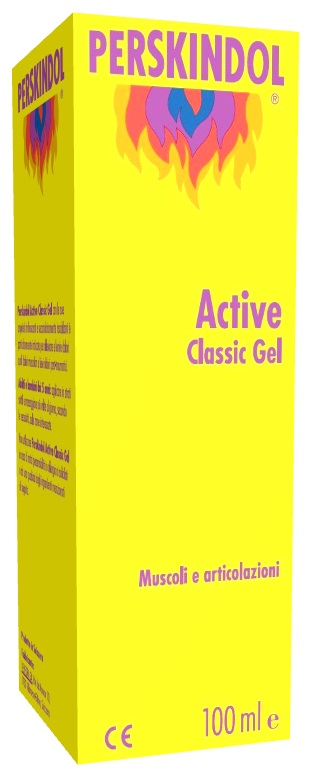 PERSKINDOL ACTIVE CLASSIC GEL 100 ML - Farmaseller