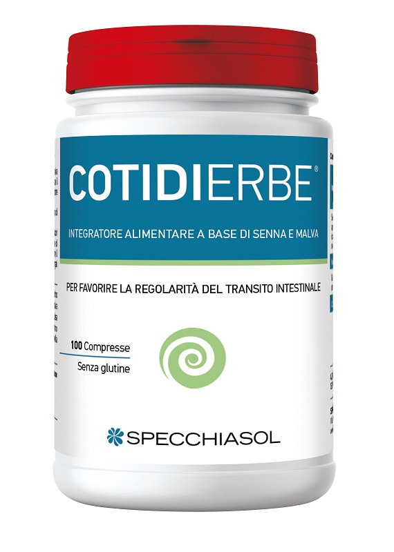 COTIDIERBE 100 COMPRESSE - Farmaseller