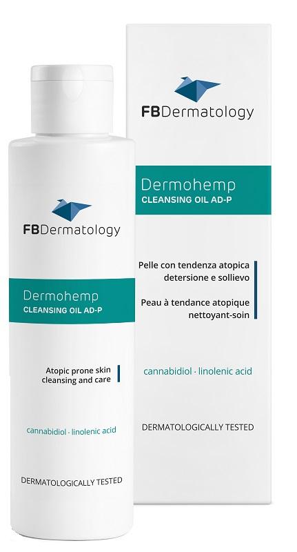 DERMOHEMP CLEANSING OIL AD-P 150 ML - Farmaseller