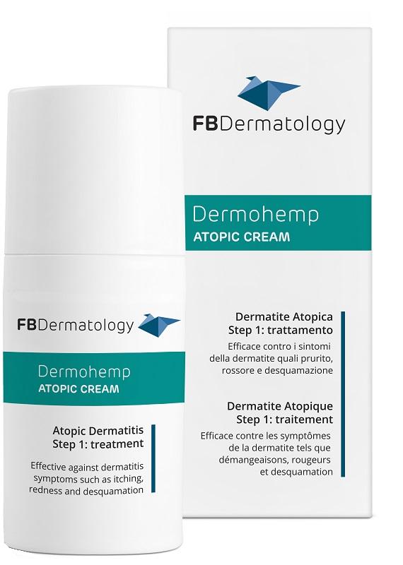 DERMOHEMP ATOPIC CREAM 30 ML - Farmaseller