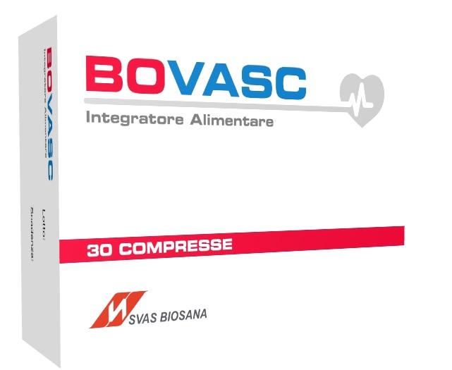 BOVASC 30 COMPRESSE - Farmaseller