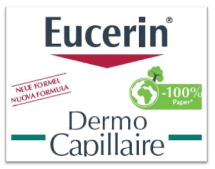 EUCERIN SHAMPOO CREMA ANTIFORFORA SECCA 250 ML - Farmaseller