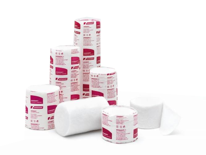 FARMABAN LENOSOFT 15 CM X 2,7 M OVATTA SINTETICA LATEX FREE - Farmaseller