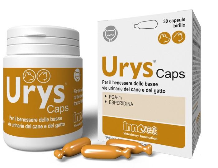 URYS CAPS 30 CAPSULE - Farmaseller
