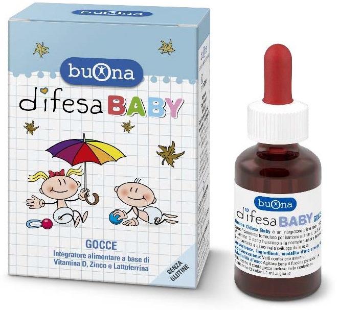Buona Difesa Baby 20ml - Arcafarma.it