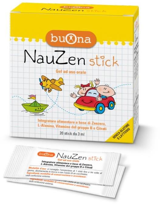 Nauzen Stick 20 Stick - Arcafarma.it
